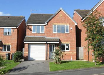 Thumbnail 3 bed detached house to rent in Willard Close, Chesterton, Newcastle-Under-Lyme