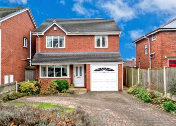 Thumbnail 4 bed detached house for sale in Field Road, Bloxwich, Walsall