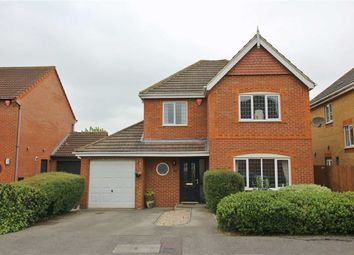 Thumbnail 4 bedroom detached house for sale in Shropshire Court, Bletchley, Milton Keynes