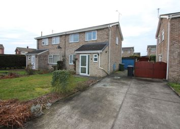 Thumbnail 3 bedroom semi-detached house for sale in Cavendish Close, Lowestoft