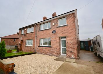 Thumbnail Semi-detached house to rent in Keswick Road, Staincross, Barnsley