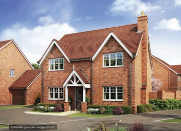 Thumbnail 4 bedroom detached house for sale in The Wickham, Loddon Oak, Hyde End Road, Spencers Wood, Berkshire