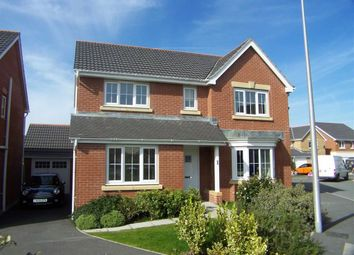Thumbnail 4 bed detached house for sale in Maes Y Wawr, Birchgrove, Swansea
