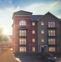 Thumbnail 1 bed flat for sale in Jubilee Meadows, Hersham Road, Hersham, Surrey
