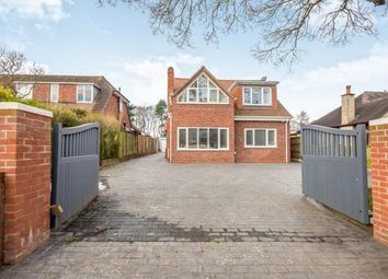 Thumbnail 4 bedroom detached house for sale in Crab Lane, Willenhall, West Midlands