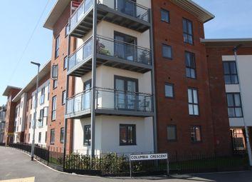 Thumbnail 2 bedroom flat to rent in Columbia Crescent, Wolverhampton