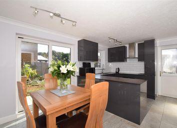 3 bed link-detached house for sale in Coombe Close, Snodland, Kent ME6