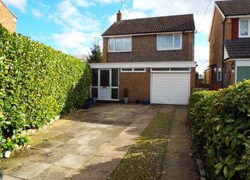 Thumbnail 3 bed detached house for sale in Moorfields, Willaston, Nantwich, Cheshire
