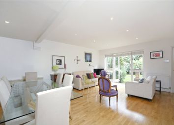 Thumbnail 2 bed mews house to rent in Clare Mews, London