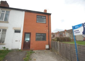 Thumbnail 2 bed semi-detached house to rent in Bolsover Road, Shuttlewood, Chesterfield