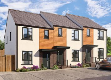 Thumbnail 2 bed end terrace house for sale in Pinhoe, Exeter