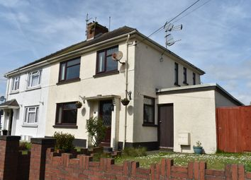 Thumbnail 3 bed semi-detached house for sale in Priory Street, Kidwelly, Carmarthenshire