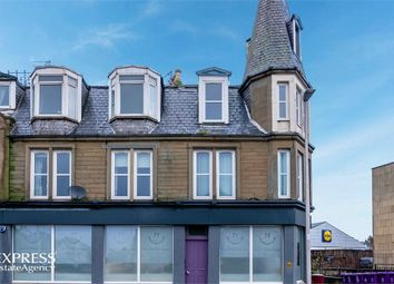 Thumbnail 2 bed flat for sale in Brothock Bridge, Arbroath, Angus