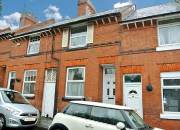 Thumbnail 2 bed terraced house for sale in Church Street, Oadby, Leicester