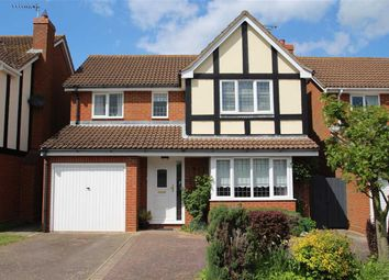 Thumbnail 4 bed detached house for sale in Moorfield Close, Kesgrave, Ipswich