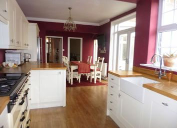 Thumbnail 5 bed town house for sale in Victoria Avenue, Bishop Auckland