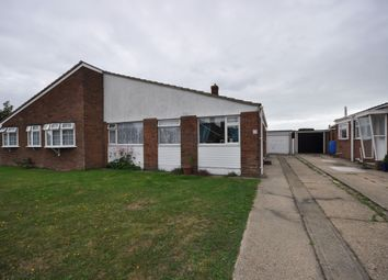 Thumbnail 3 bed semi-detached bungalow for sale in Garden Road, Frinton Homelands