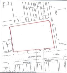 Thumbnail Land for sale in 20/28, Doncaster Road, Scunthorpe, North Lincolnshire