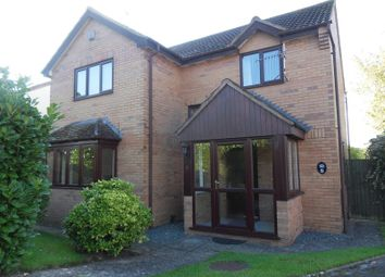 Thumbnail 4 bed detached house to rent in Vaga Crescent, Ross-On-Wye