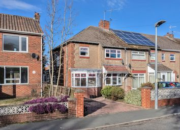Thumbnail 3 bed terraced house for sale in Beverley Gardens, Chilton, Ferryhill