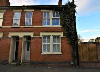 Thumbnail 3 bed end terrace house for sale in Station Road, Rushden, Northamptonshire