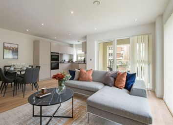 Thumbnail 3 bedroom flat for sale in New Union Wharf, Stuart Street, London