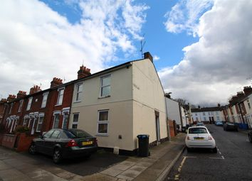 Thumbnail 2 bed flat to rent in Cemetery Road, Ipswich