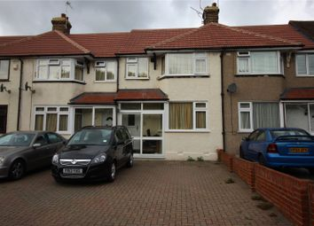 Thumbnail 3 bed terraced house to rent in Stanhope Road, Swanscombe, Kent