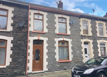 Thumbnail 2 bed terraced house for sale in William Street, Porth