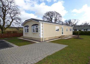 Thumbnail 2 bed property for sale in Dinwoodie Lodge Park, Johnstonebridge, Lockerbie