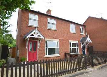 Thumbnail 3 bed semi-detached house to rent in Smithfield Road, Market Drayton, Shropshire