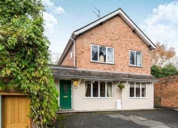Thumbnail 3 bed link-detached house for sale in Castle Lane, Warwick