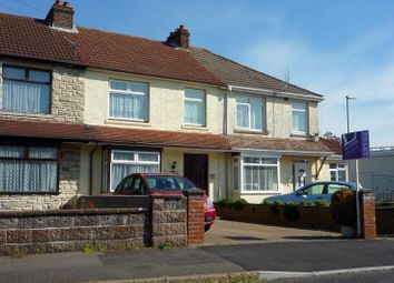 Thumbnail 3 bed terraced house to rent in Chantry Road, Gosport