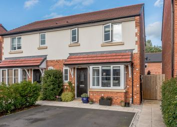 Thumbnail 3 bed semi-detached house for sale in Dee Avenue, Crewe, Cheshire East