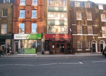 Thumbnail 1 bedroom flat to rent in Grays Inn Road, Kings Cross