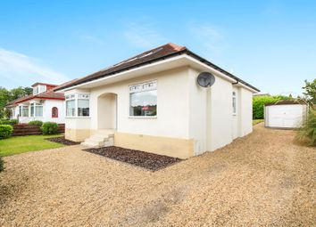 Thumbnail 3 bedroom detached bungalow for sale in Golf Road, Burnside, Glasgow