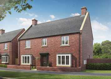 "Thumbnail 5 bed detached house for sale in ""The Maidford"" at Mentmore Road, Cheddington, Leighton Buzzard"