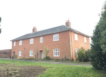 Thumbnail 4 bedroom semi-detached house to rent in Marlesford, Woodbridge