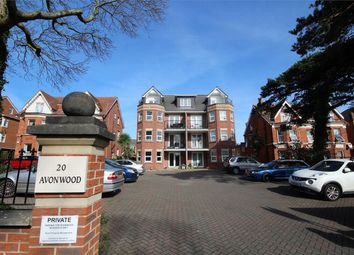 Thumbnail 2 bedroom flat for sale in Avonwood, 20 Owls Road, Bournemouth, Dorset
