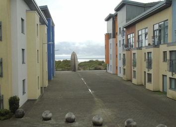 Thumbnail 2 bed flat for sale in St Catherines Court, Marina, Swansea