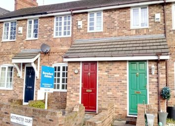 Thumbnail 2 bed terraced house to rent in Westminster Court, Hoole, Chester