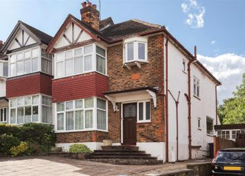 Thumbnail 3 bed semi-detached house for sale in Meadway, High Barnet, Barnet