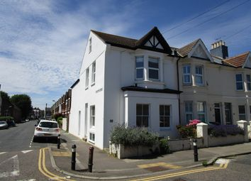 Thumbnail 4 bed end terrace house for sale in Rutland Road, Hove