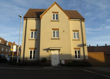 Thumbnail 4 bed detached house to rent in Savernake Drive, Corby