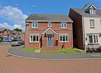 Thumbnail 4 bed detached house for sale in Maes Yr Eglwys, Church Village, Pontypridd