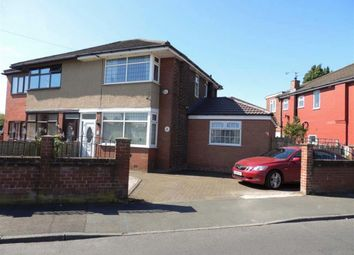 Thumbnail 3 bed semi-detached house for sale in Eastwood Avenue, Droylsden, Manchester