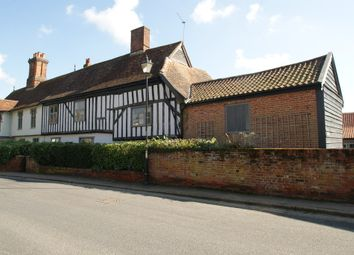 Thumbnail 5 bedroom semi-detached house for sale in London Road, Halesworth