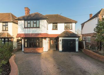 Thumbnail 4 bed detached house for sale in Knighton Drive, Woodford Green