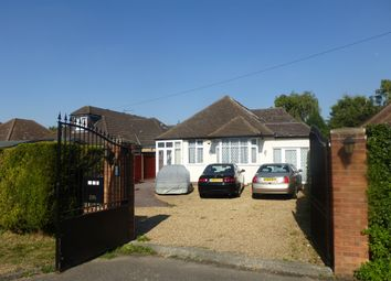 Thumbnail 4 bedroom detached bungalow for sale in Barton Road, Luton