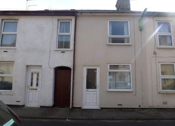 Thumbnail 2 bed terraced house to rent in Alma Road, Lowestoft